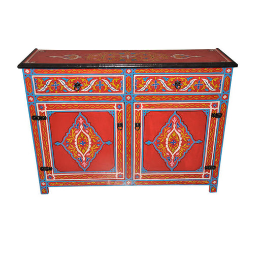 Moroccan Moucharabi Moucharabieh Console Storage Table Arabic Furniture