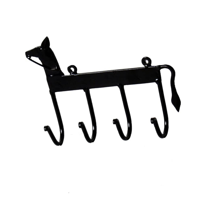 Horse Iron Hanger Moroccan Metal Decor