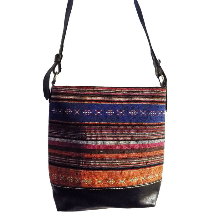 Moroccan Bag and Purse Hand Made Leather Shoulder Bag Unique Design