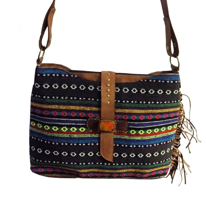 Moroccan Bag and Purse Hand Made Leather Shoulder