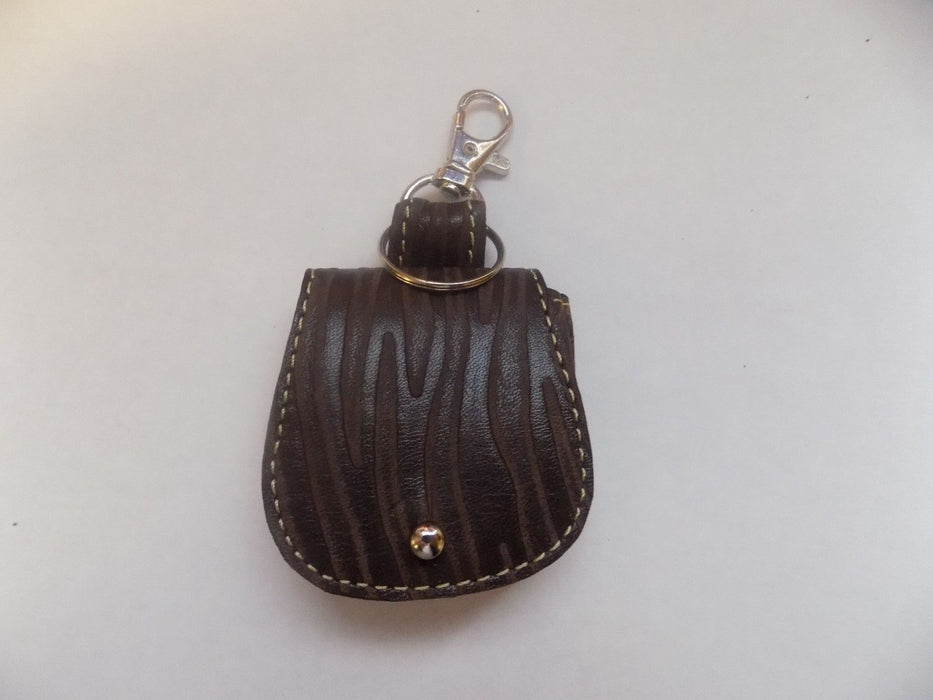 Moroccan Leather Folding Money Pouch Bag Coin Wallet