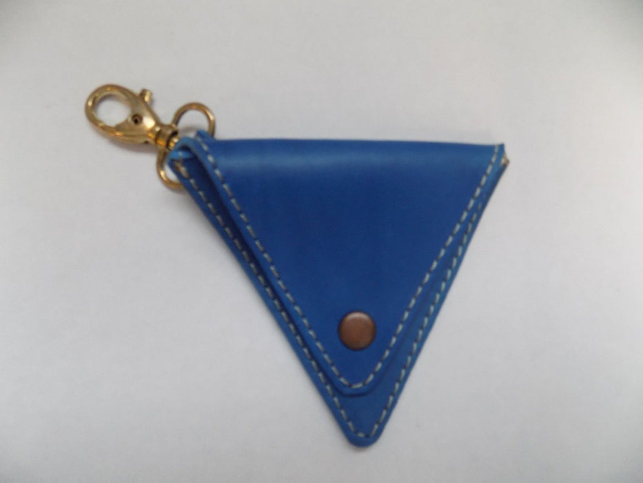 Moroccan Leather Folding Money Pouch Bag Coin Wallet in assorted Colors