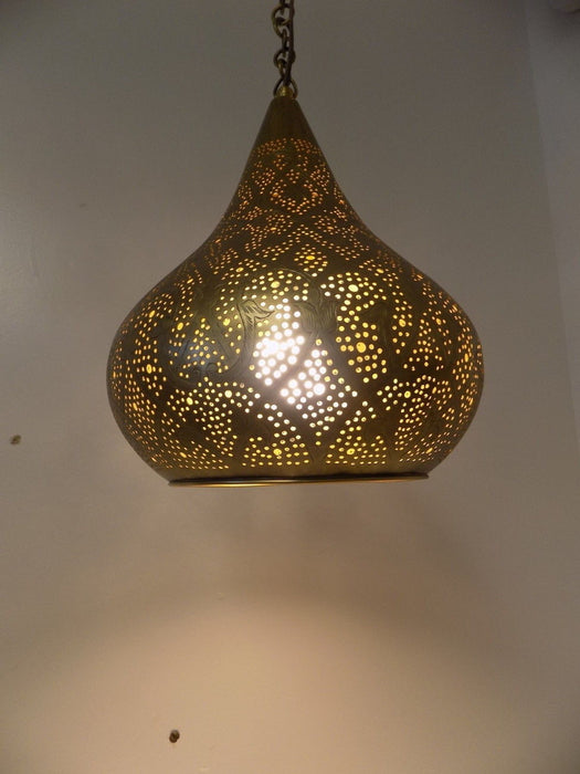 Moroccan Hanging pendant lamp small and medium size