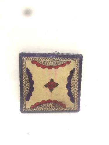 Moroccan Square Frame Drum Large