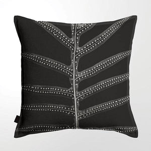 Scatter Cushion (DBL sided print ) - Fern