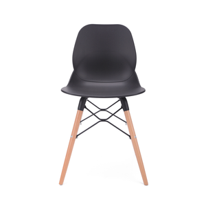 Shell Chair – Black
