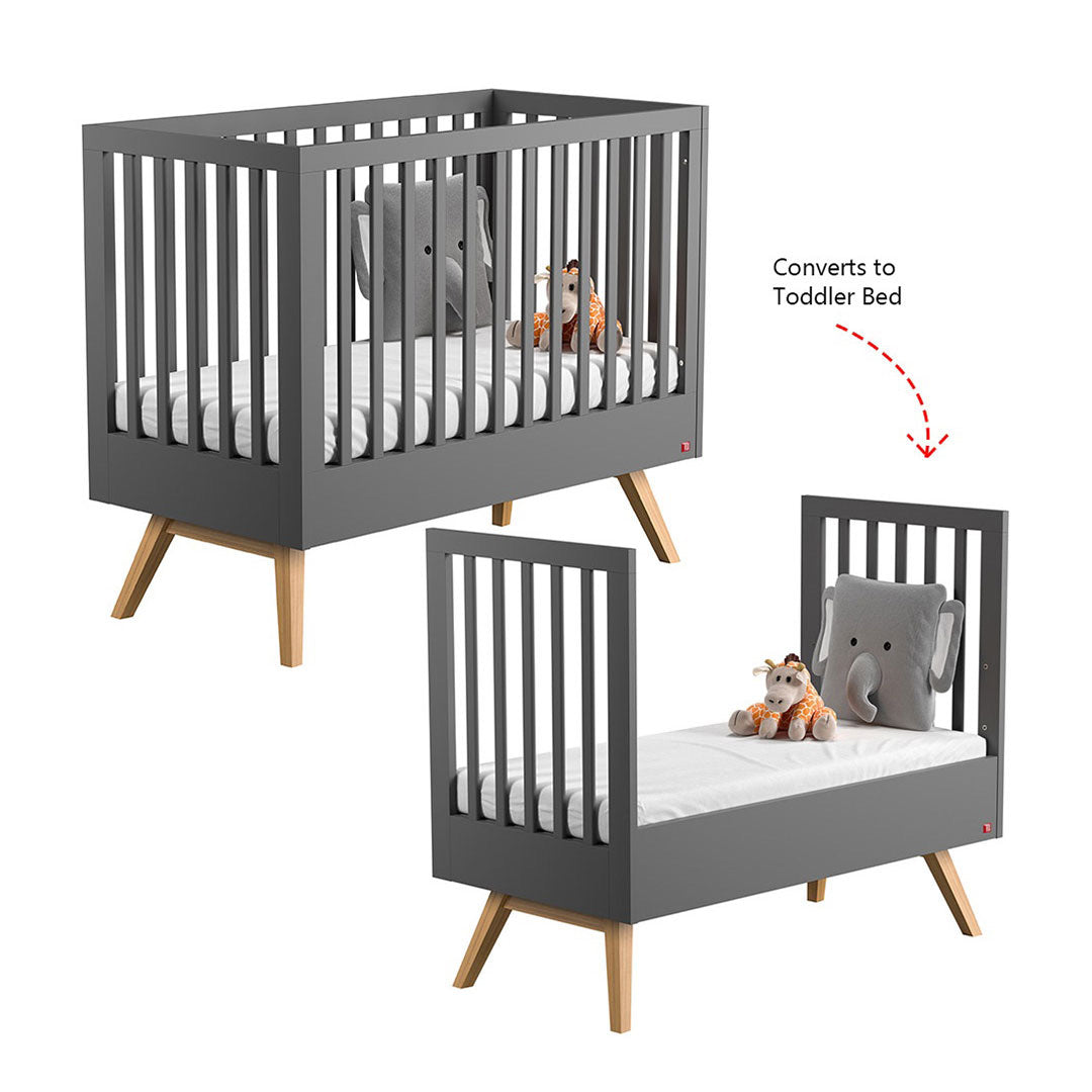 Mitra Cot Bad – Graphite
