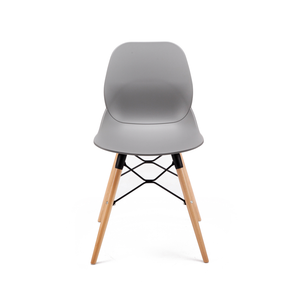 Shell Chair Grey