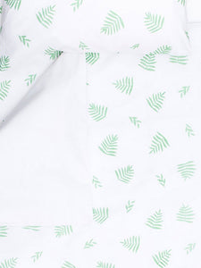 BABY BEDDING SET – LEAF