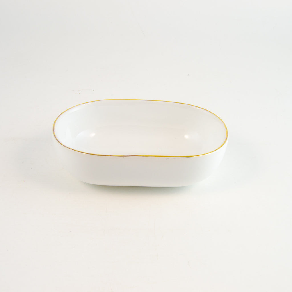 Oval Bowl Small