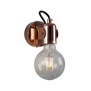 Tirana Wall Light Copper