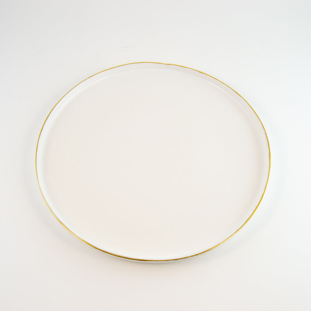 Dinner Plate Kiki Contemporary set of 4
