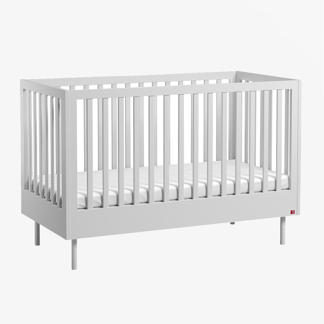 Cute cot bed  – White