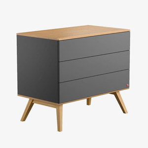 Stylish Mitra Dresser - Graphite