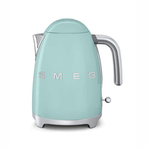 SMEG 50'S RETRO STYLE MINT ELECTRIC KETTLE (1.7L)