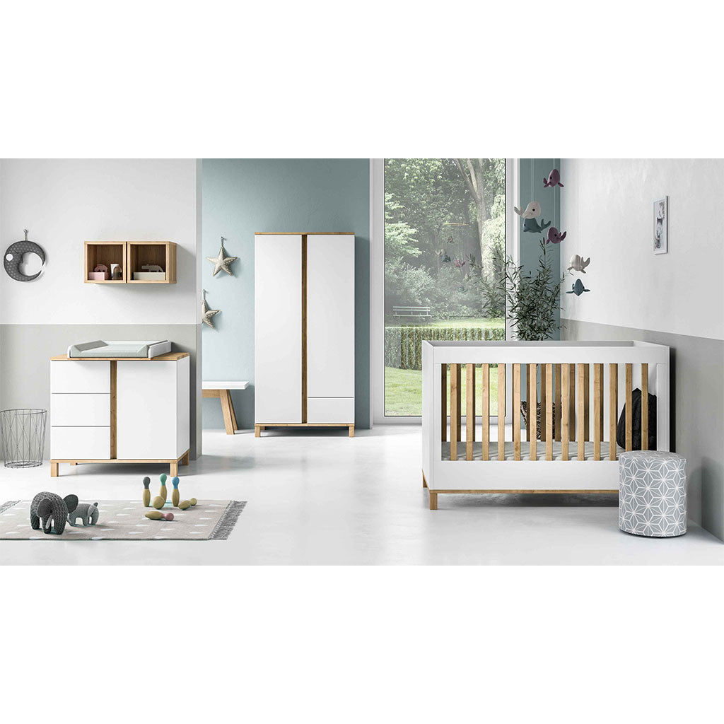 Altitude Cot Bed – White