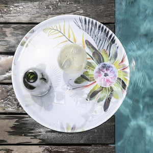 Serving Tray - Exotic Oasis