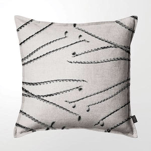 Scatter Cushion (DBL sided print ) - Palm Seed