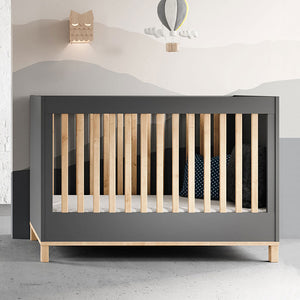 ALTITUDE COT BED – GRAPHITE