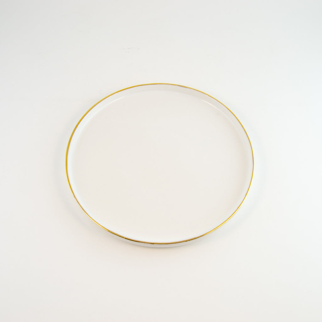 Side Plate Kiki Contemporary set 4