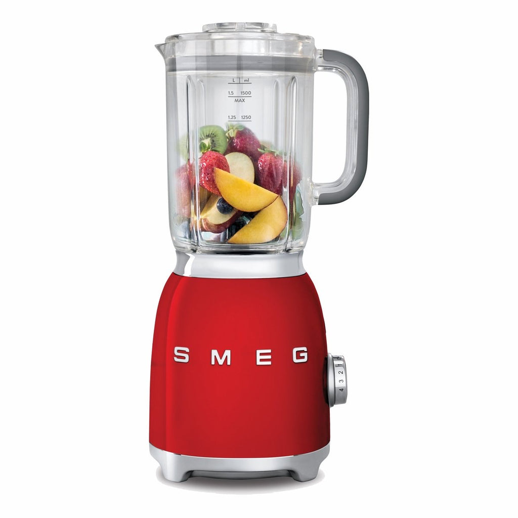 SMEG 50S RETRO STYLE FIERY RED BLENDER (1.5L)