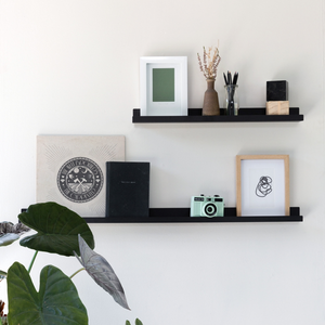 STEEL DECOR SHELF: THE NORMA