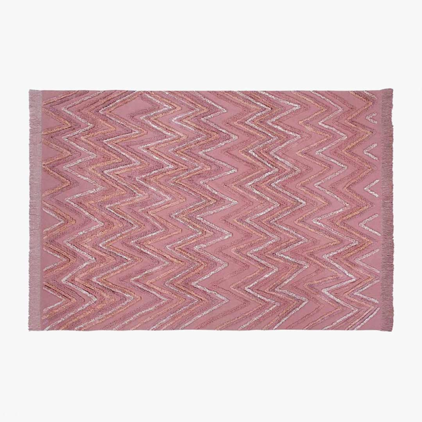 Earth Rug – Canyon Rose
