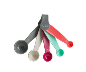 TRUDEAU SET OF 5 MEASURING SPOONS