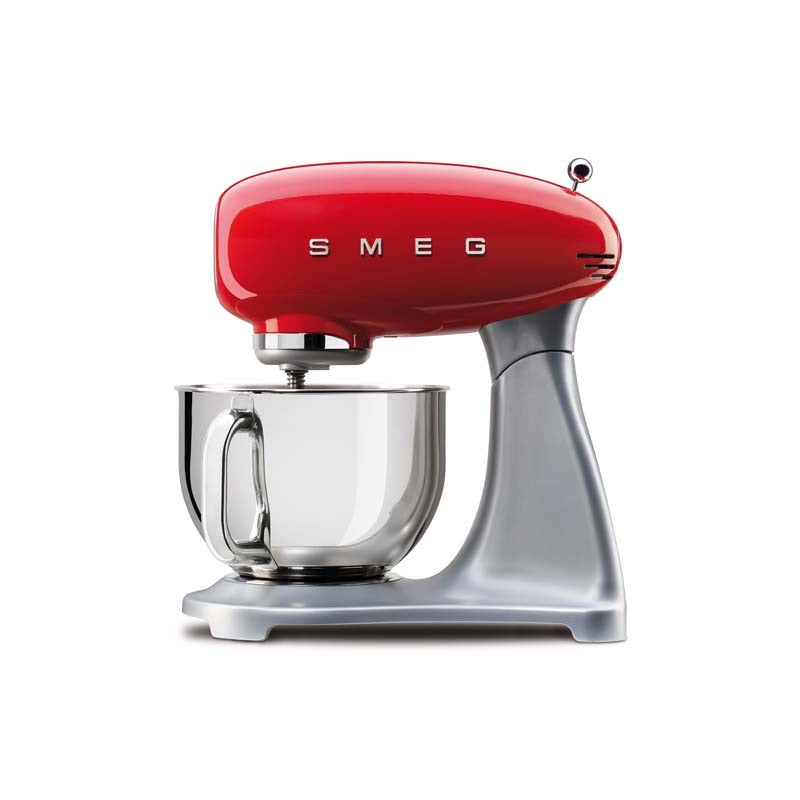 SMEG 50S RETRO STYLE FIERY RED STAND MIXER