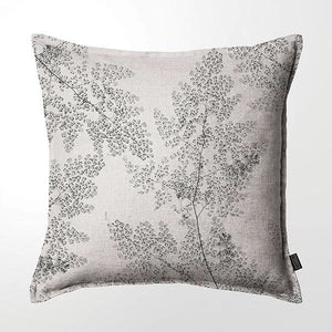 Scatter Cushion (Single sided print ) - Silver Fern