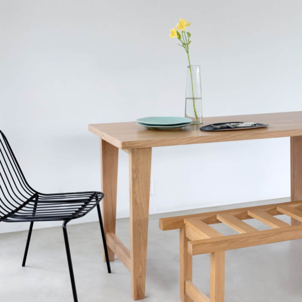 Modern Table or Desk: The Danish