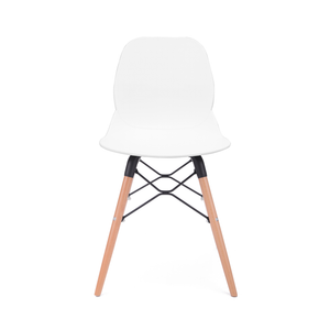 Shell Chair – White
