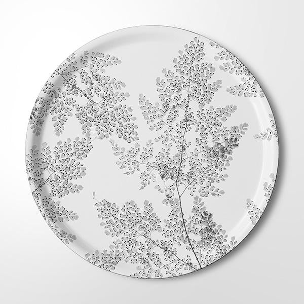 Serving Tray - Silver Fern