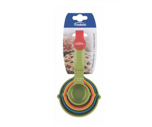 TRUDEAU MEASURING CUPS SET OF 5
