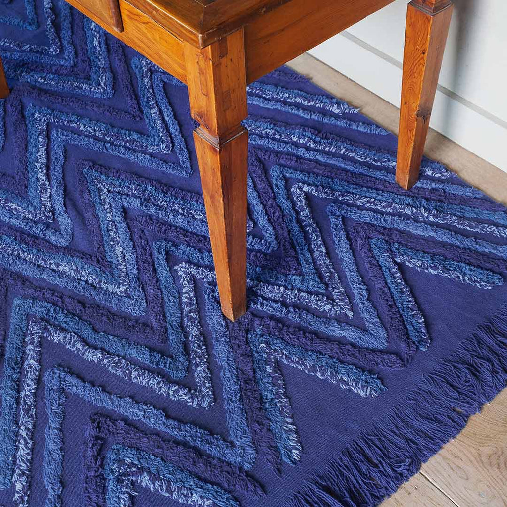 EARTH RUG – ALASKA BLUE