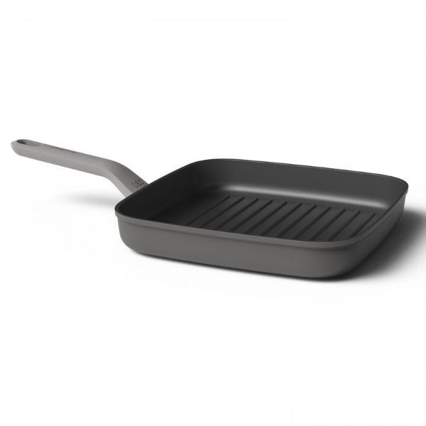 Grill pan 24 cm -LEO Collection