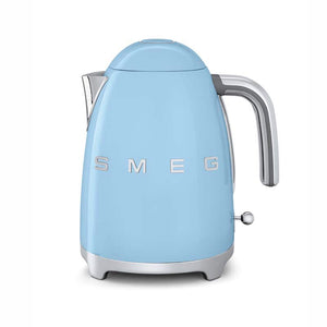 SMEG 50'S RETRO STYLE PASTEL BLUE ELECTRIC KETTLE (1.7L)