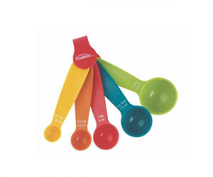 TRUDEAU MEASURING SPOONS SET OF 5