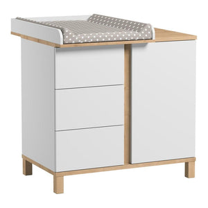 Altitude compactum without changer  – White