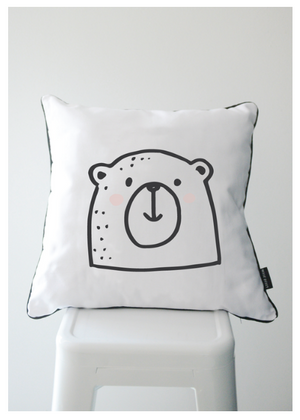Scatter Cushion Mr Bear
