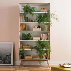 NATURE WIDE BOOKCASE