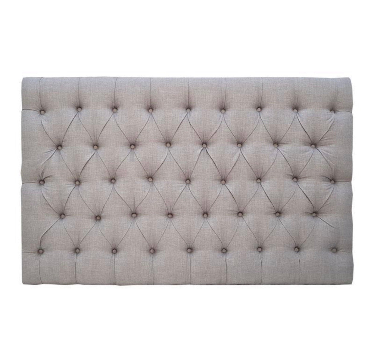 Sloane Headboard - Cotton Blend