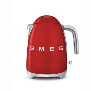 SMEG 50'S RETRO STYLE FIERY RED ELECTRIC KETTLE (1.7L)