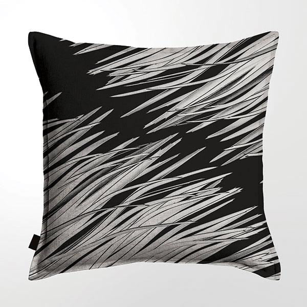 Scatter Cushion (DBL sided print ) - Grass Lands