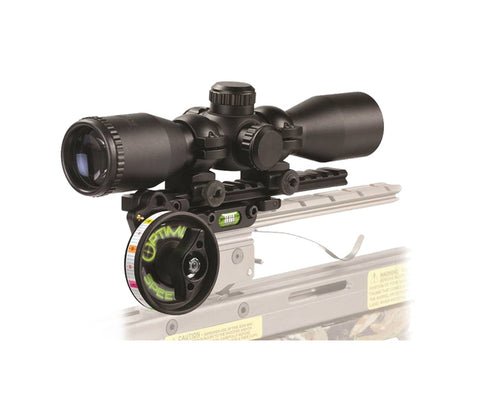 HHA SPORTS SCOPE XBOW OPTIMIZER LITE SPEED DIAL, Armbrust - est-bogensport.de
