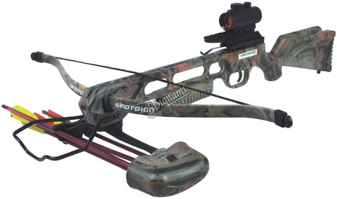 SKORPION ARMBRUST XBR 100 CM 175# SET, Armbrust - est-bogensport.de