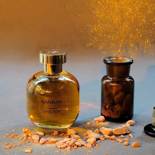 Splendid incense perfumes: Nanban by Arquiste