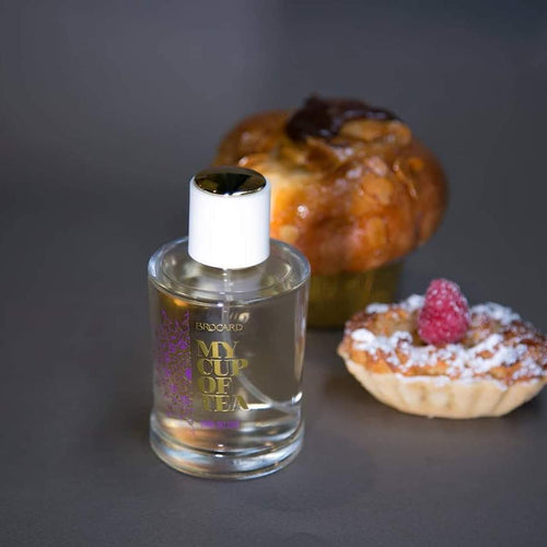 Cozy perfumes: Dark Delight by Brocard