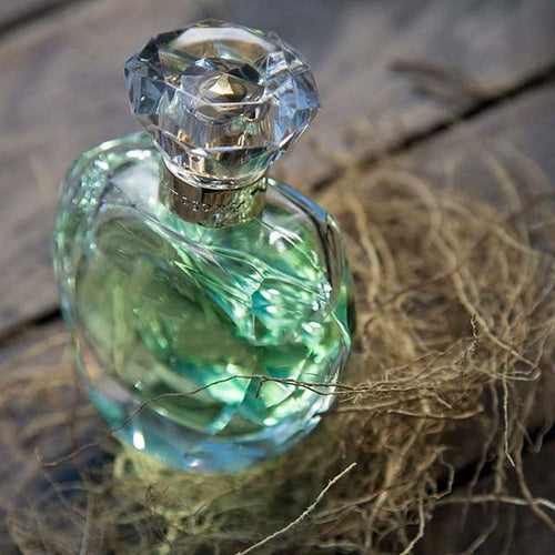 Extracting roots: vetiver