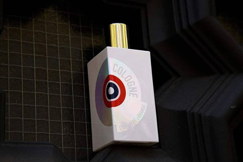 Citruses and leather: Cologne by ELdO